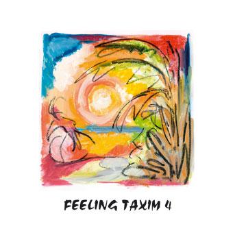 CD-Cover | Feeling Taxim 4