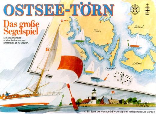 Ostsee-Törn - Das große Segelspiel