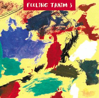 CD-Cover | Feeling Taxim 3