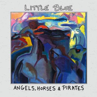 CD/LP-Cover | Little Blue