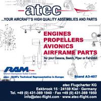 Anzeige | atec aviations