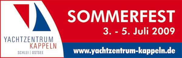 Anzeige Yachtzentrum Kappeln