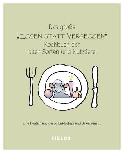 """Kochbuch """"Essen statt vergessen"""""""