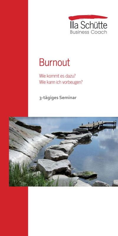 Flyer Burnout
