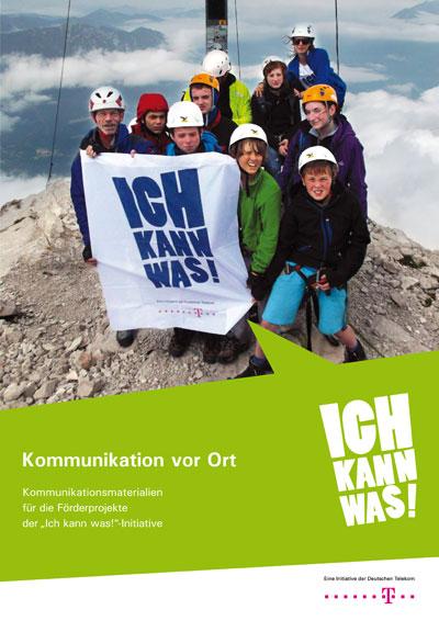 """Broschüre """"Ich kann was!""""-Initiative"""