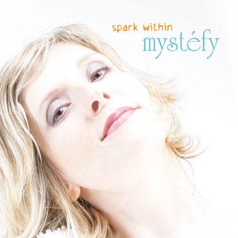 CD-Cover | Mystefy - Spark Within