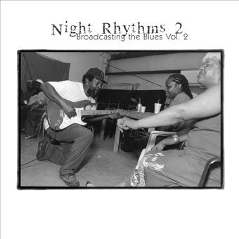 CD-Cover | Night Rhythms 2