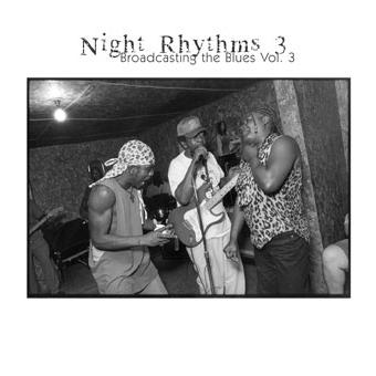 CD-Cover | Night Rhythms 3