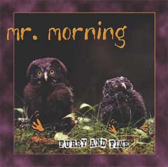 CD-Cover | Mr. Morning