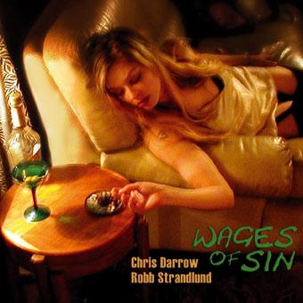 CD-Cover | Chris Darrow & Rob Strandlund