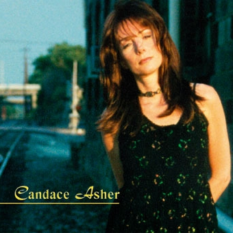 CD-Cover | Candace Asher