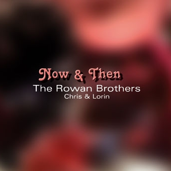 CD-Cover | The Rowan Brothers