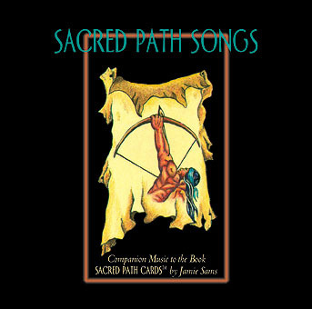 CD-Cover | Sacred Path Songs
