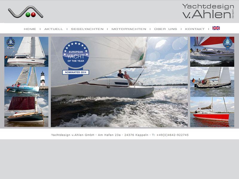 Yachtdesign v.Ahlen