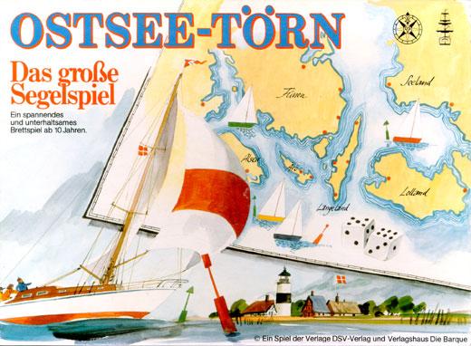 Ostsee-Törn | Verlagshaus Die Barque