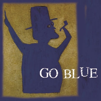 CD-Cover | Go Blue