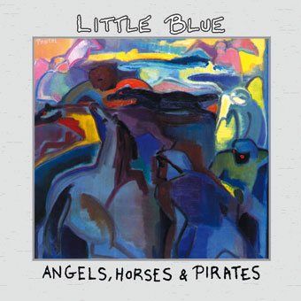 CD/LP-Cover | Little Blue