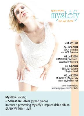 Flyer | Mystéfy
