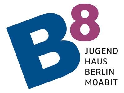 Logo | Jugendhaus B8