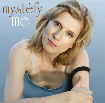 CD-Cover | Mystefy - Me