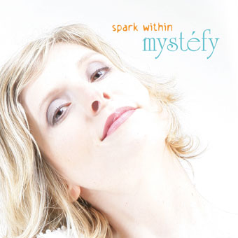 CD-Cover | Mystefy - Spark Within