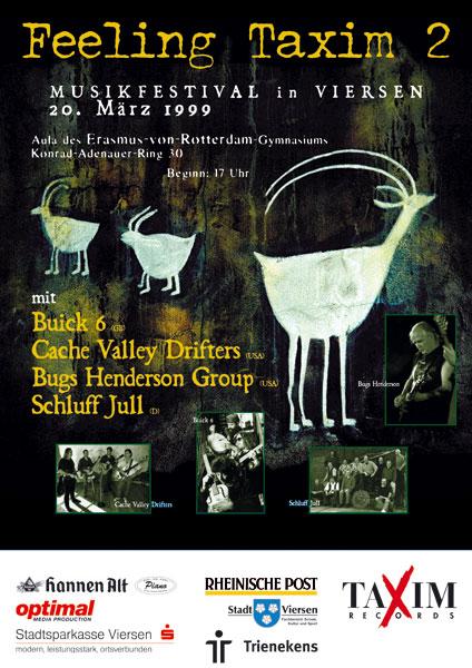 Plakat | Taxim Records