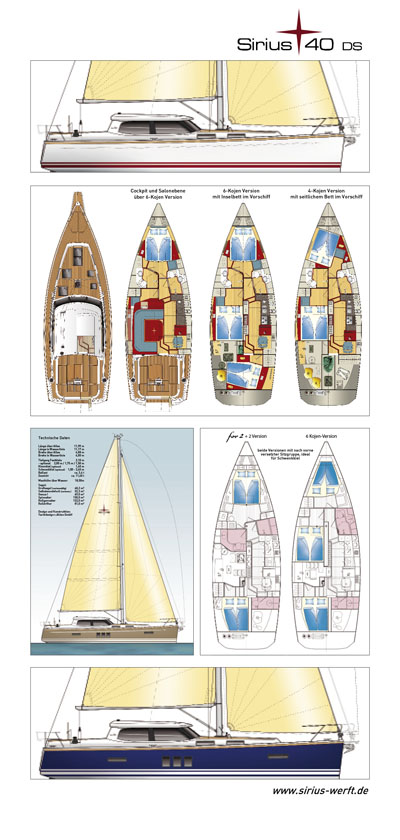 Rollup | Sirius Werft