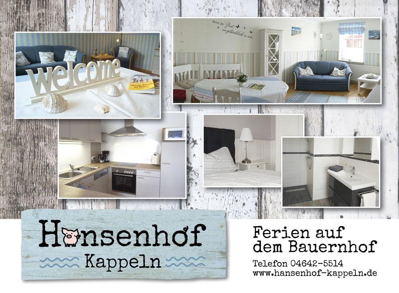 Werbetafel | Hansenhof Kappeln