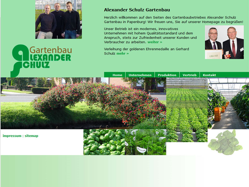 Gartenbau Alexander Schulz