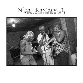 CD-Cover | Night Rhythms 3