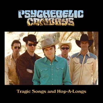 CD/LP-Cover | Psychedelic Cowboys