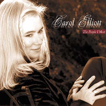 CD-Cover | Carol Elliott