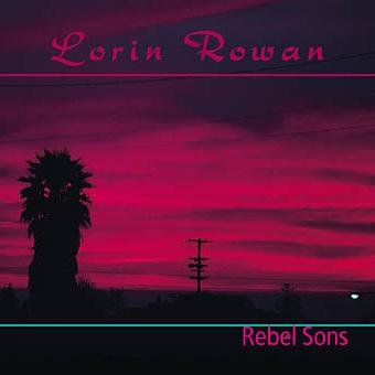 CD-Cover | Lorin Rowan
