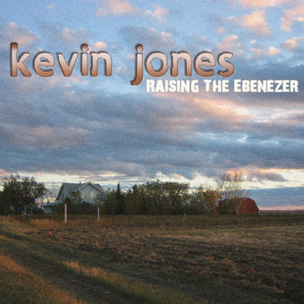 CD-Cover | Kevin Jones