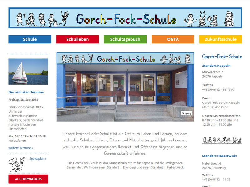 Gorch-Fock-Schule Kappeln